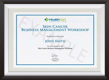 Skin Cancer Business Management Online