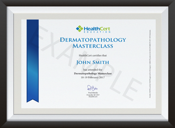 DPMCL certificate
