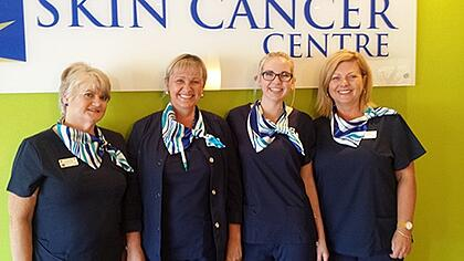 Skin_Cancer_Clinical_Attachment_Redcliffe_Enthusiastic_team_1