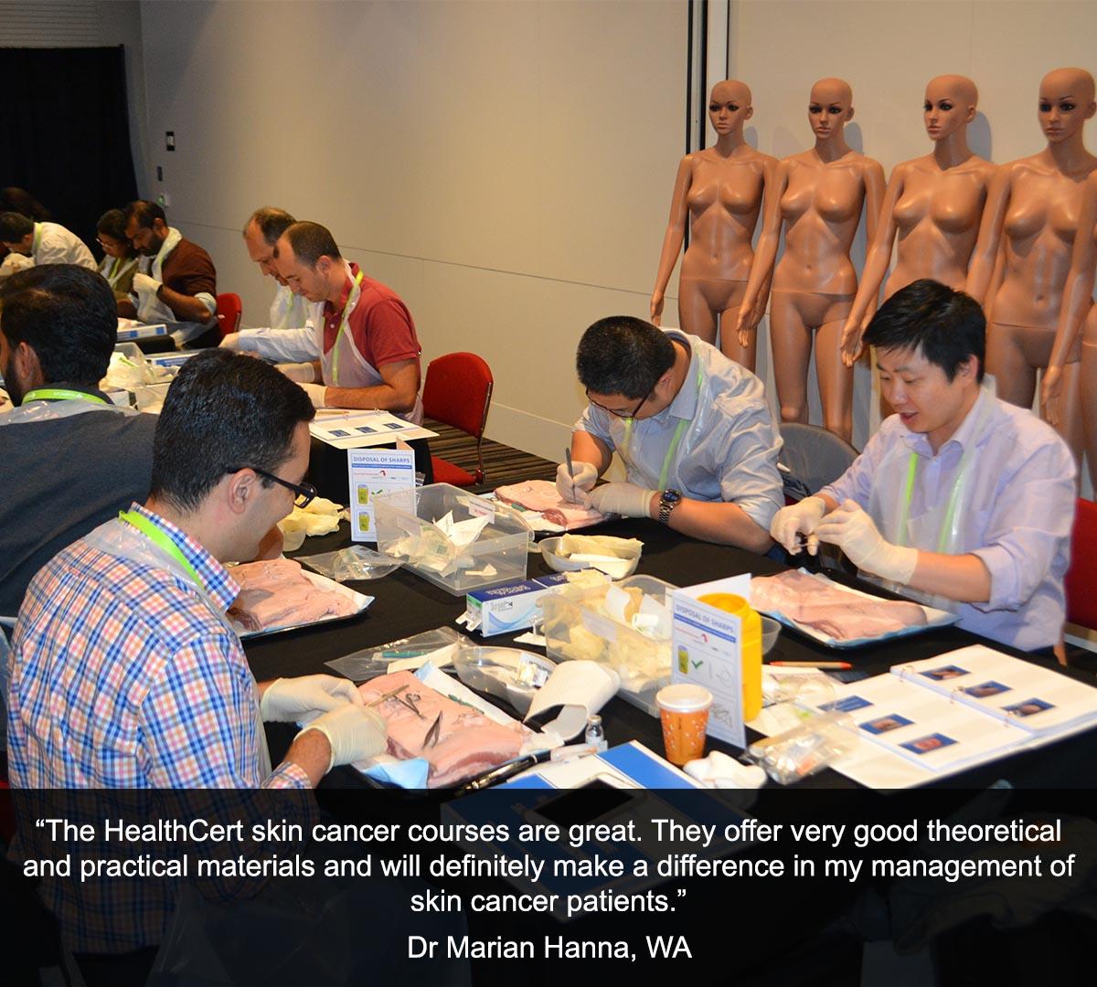 Advanced Certificate of Skin Cancer Medicine