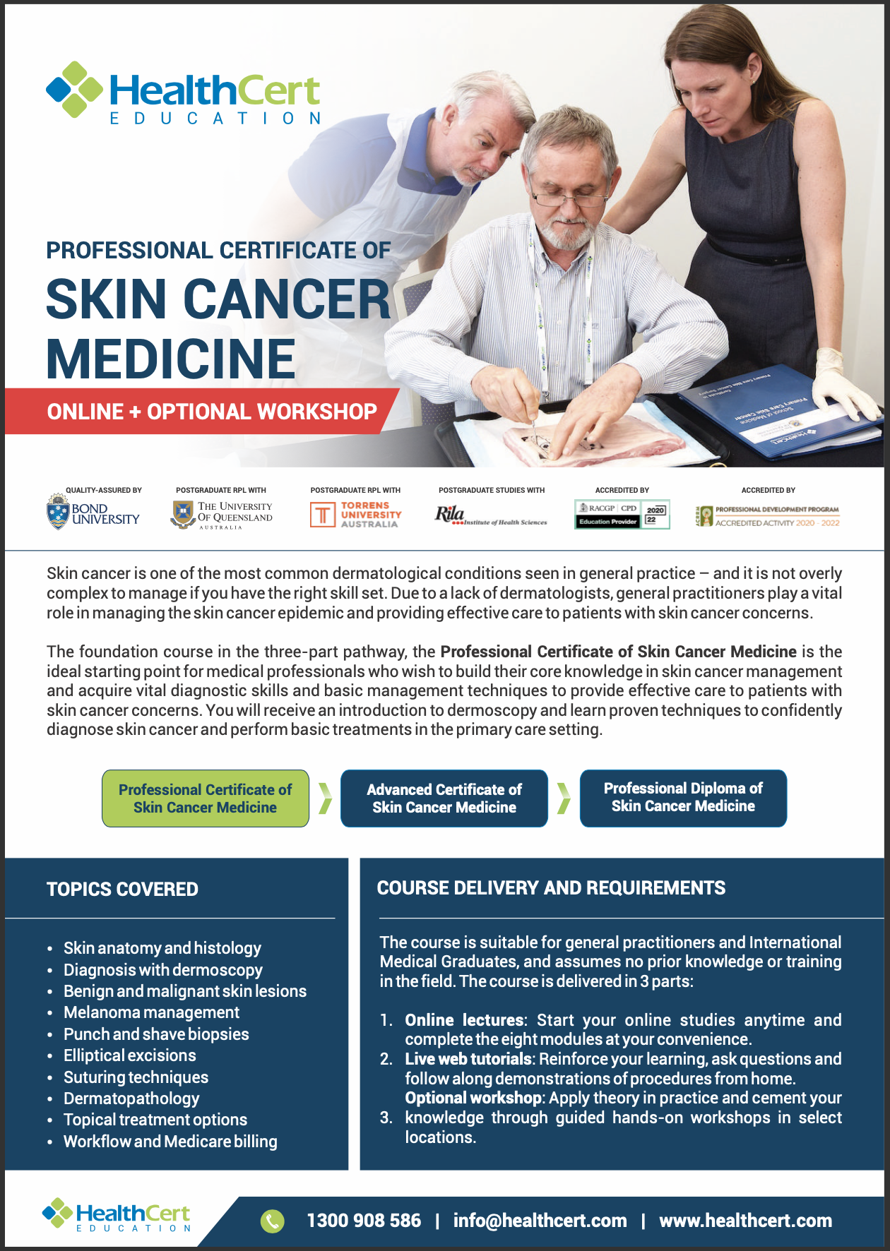 Professional-Certificate-of-Skin-Cancer-Medicine