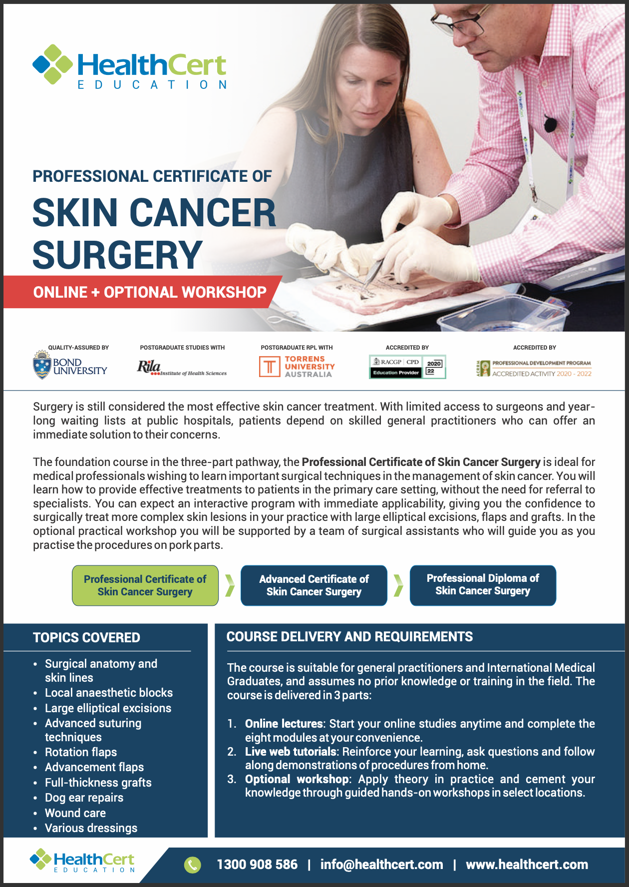 Professional-Certificate-of-Skin-Cancer-Surgery