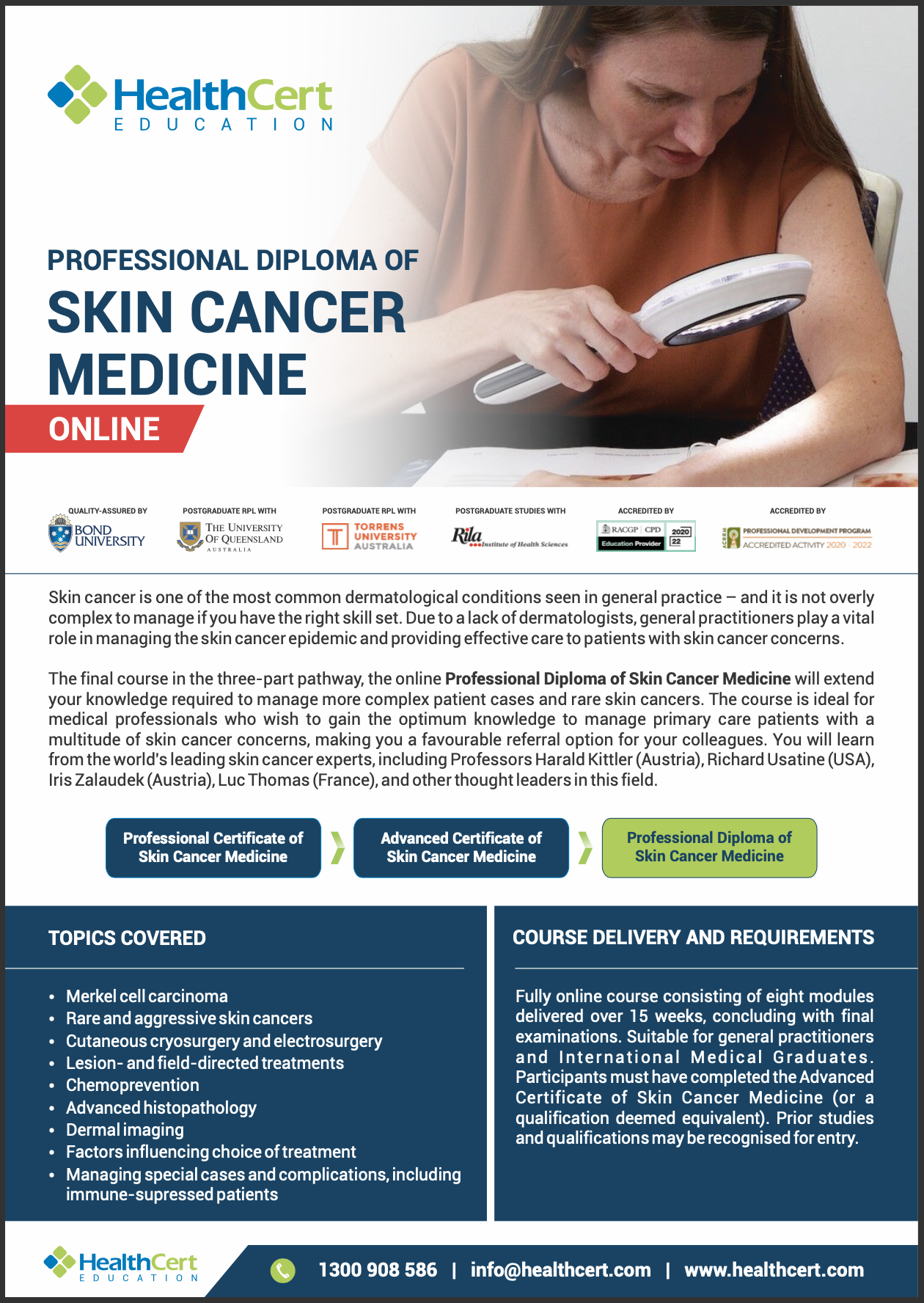 Professional-Diploma-of-Skin-Cancer-Medicine